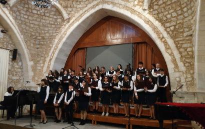 Χορωδία Μουσικού Σχολείου Ρεθύμνου – Αφιέρωμα στον Νίκο Μαμαγκάκη